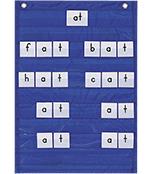 Desktop Vertical Pocket Chart Product Image