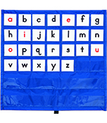 Making Words Mat Pocket Chart Product Image
