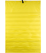 Original Yellow Pocket Chart Product Image