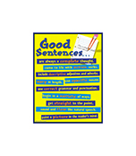 Good Sentences Chart Product Image