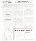 Star Student Chart Product Image