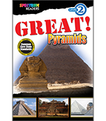 GREAT! Pyramids Reader Product Image