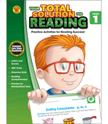 Your Total Solution for Reading Workbook Product Image