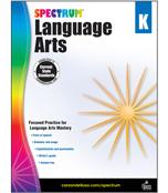 Spectrum Language Arts Workbook Product Image