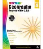 Spectrum Geography Workbook Product Image