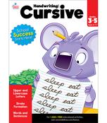 Handwriting: Cursive Workbook Product Image