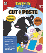 Cut & Paste Workbook Product Image