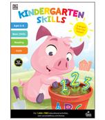 Kindergarten Skills Workbook Product Image