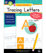 Tracing Letters Activity Book Product Image