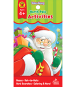My Take-Along Tablet: North Pole Activities Activity Pad Product Image