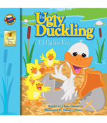 The Ugly Duckling Bilingual Storybook Product Image