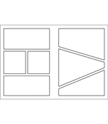 Blank Comic Book: A How-To Series Level 2 Activity Book Product Image