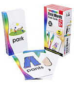 First Words Flash Cards Product Image