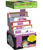 Early Learning Flash Cards Product Image