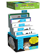 Math Flash Cards Product Image