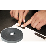 "1/2"" x 10' Magnetic Tape Supplies Product Image"