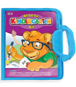 All Set for Kindergarten Workbook Kit Product Image
