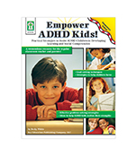 Empower ADHD Kids! Resource Book Product Image