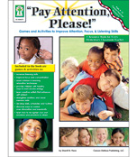 """Pay Attention, Please!"" Resource Book Product Image"