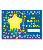 The Teacher's Big Plan Book Product Image