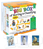 Big Box of Sorting & Classifying Board Game Product Image