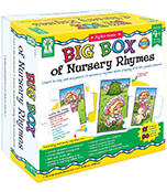 Big Box of Nursery Rhymes Puzzle Product Image
