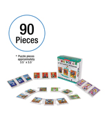 Big Box of Scrambled Sentences Puzzle Product Image