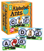 "Photo ""First Games"": Alphabet Ants Board Game Product Image"