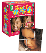 "Photo ""First Games"": How Do You Feel? Board Game Product Image"