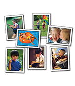 Verbs: Actions Learning Cards Product Image