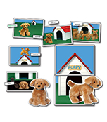 Positional/Directional Concepts Learning Cards Product Image