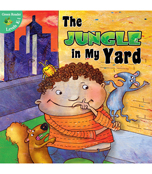 The Jungle In My Yard Reader Product Image