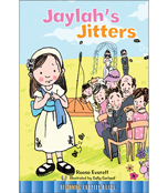 Jaylah's Jitters Chapter Book Product Image