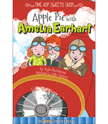 Apple Pie with Amelia Earhart Chapter Book Product Image