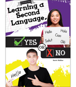 Learning a Second Language, Yes or No Reader Product Image