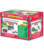 Early Learning Skills Learning Cards Product Image