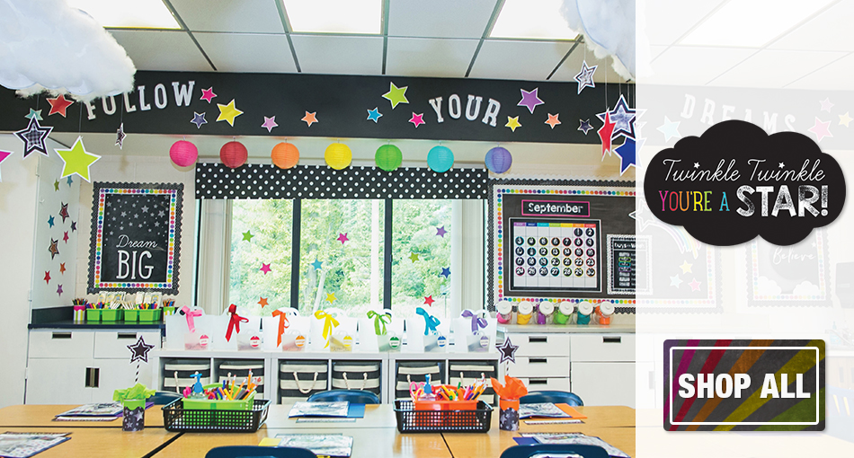 Twinkle Twinkle You're A STAR! Classroom Collection