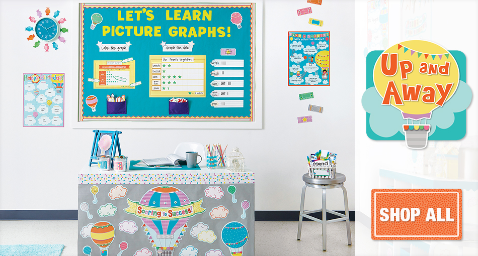Up and Away Classroom Collection