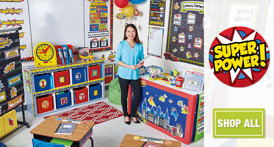 Super Power Classroom Collection