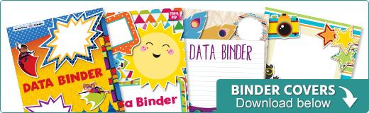 classroom data tracking resource books
