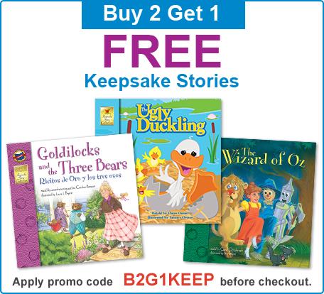 Keepsake Stories Promotion