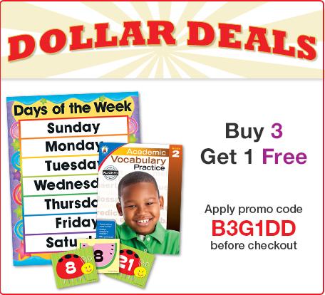 Dollar Deals Promotion